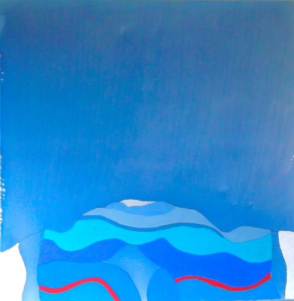 BOUGLON BLUE