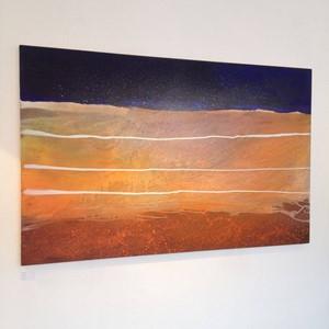A Tidal Pattern, by David Lucas