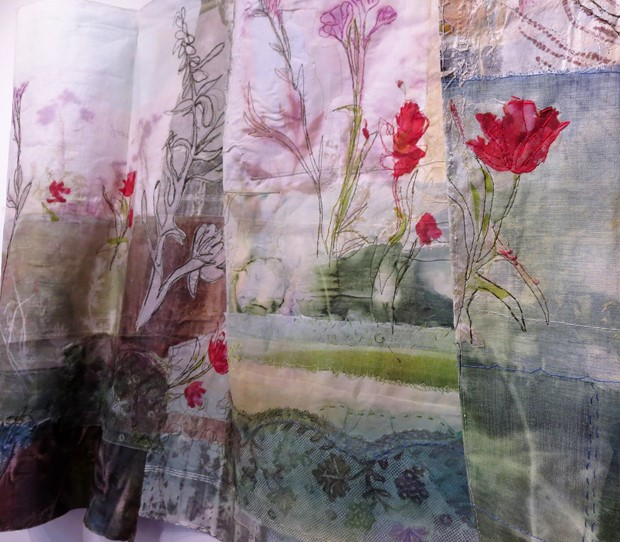 Concealed:Art Textiles Made in Britain