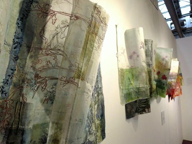 Unfolding Landscape Installation