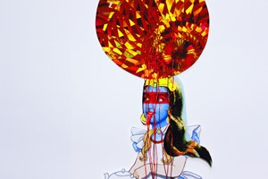 Invisble, by Meera Chauda