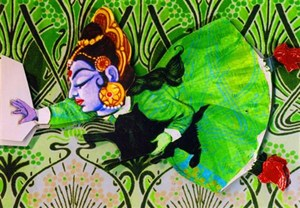 Dorothy, by Meera Chauda