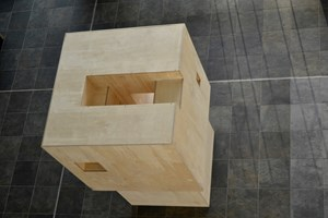 Parkour 3 Flat Pack, by Louise Plant