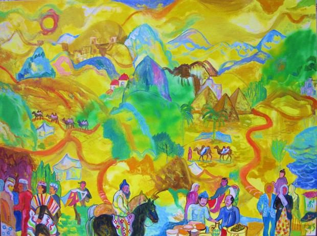 Work selected for the 7th Beijing International Art Biennale