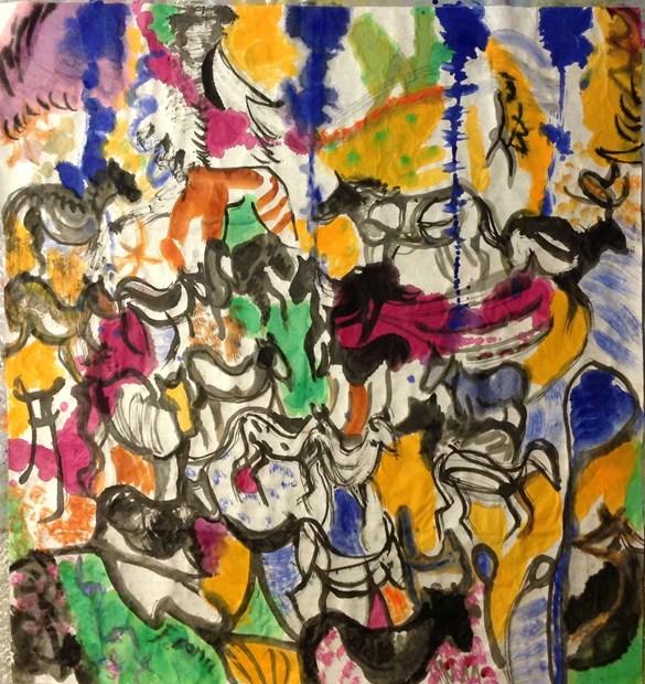 Land-Spirits   Fiona Stanbury   Axisweb: Contemporary Art UK
