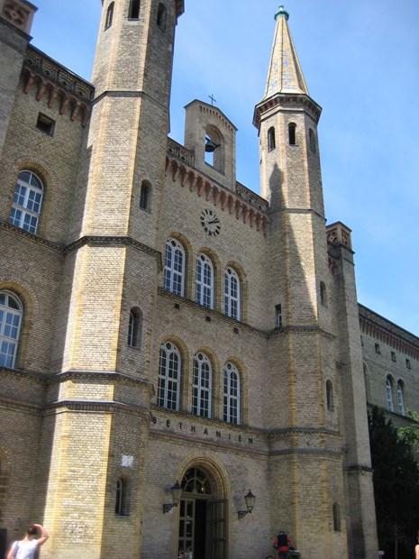 BBK Bethanien Printing residency Berlin