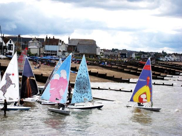 Rutter and Bennett, Whitstable Sails,