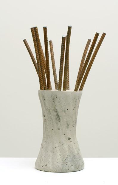 Concrete & 12 rebar - Credit: steve hines