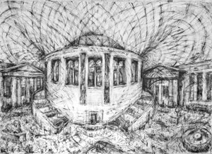 British Museum Great Court, by Jeanette Barnes