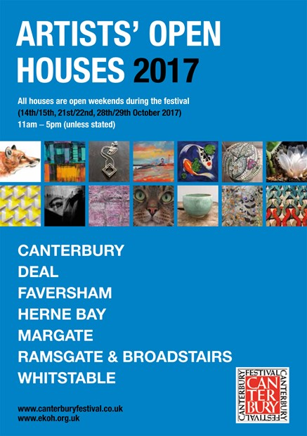 East Kent Artists' Open Houses, by Mike Tedder