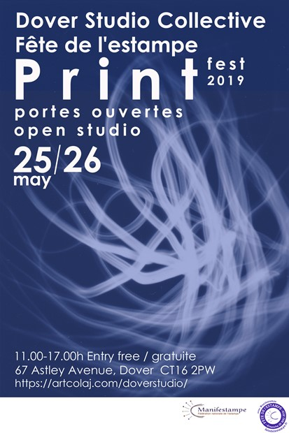 Dover Studio Collective PrintFest 19, by Mike Tedder