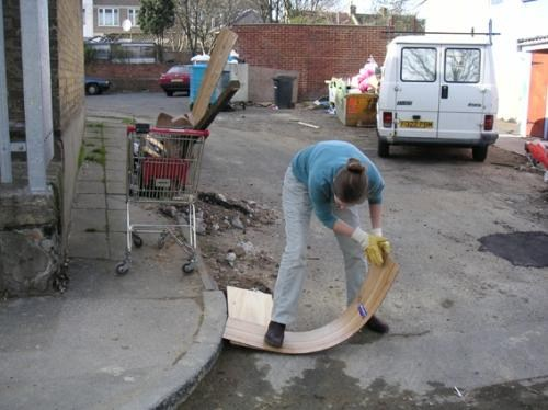 Reclaiming the Kerb - Credit: Lucy Pedlar