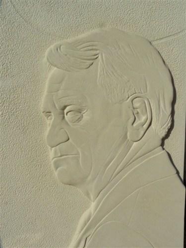 Sir Bobby Robson Memorial Sculpture