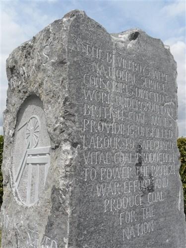 Bevin Boy Memorial