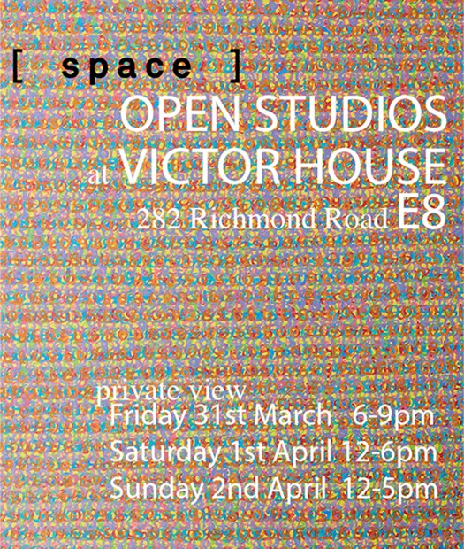 Victor House (Space) Open Studios