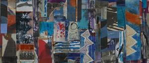 A View/Spiral, by Jane Bolden