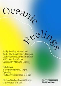 Oceanic Feelings, by Clare Burnett