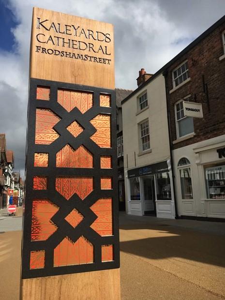 Frodsham Street Bollards - Chester