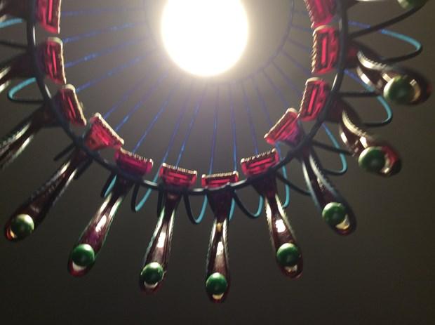 Jelly fish illumination