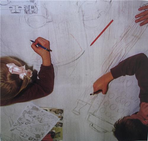 Drawing projects (Primary school)