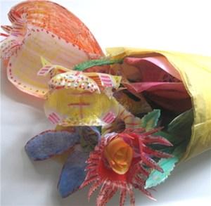 Blooming Plastic