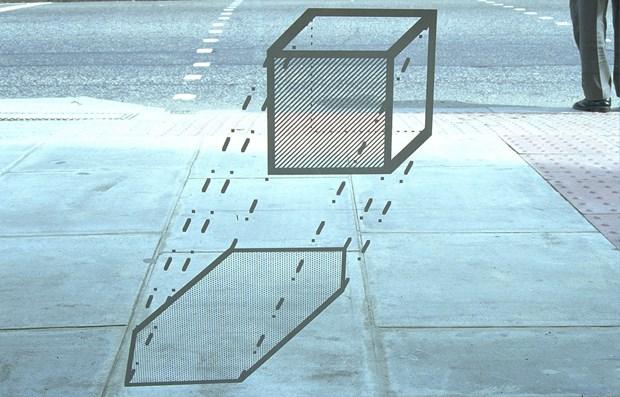 London Print Studio Architectural glass project