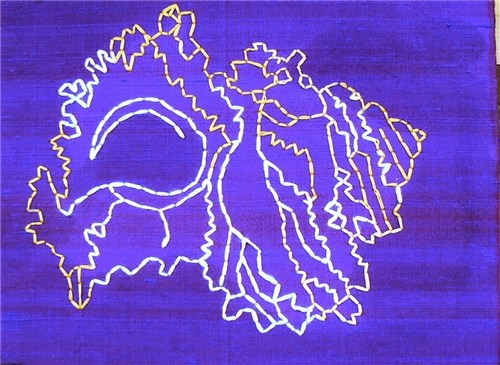 Tyrian Blue