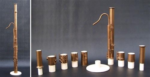 Silence is Golden : Opus 1 Bassoon