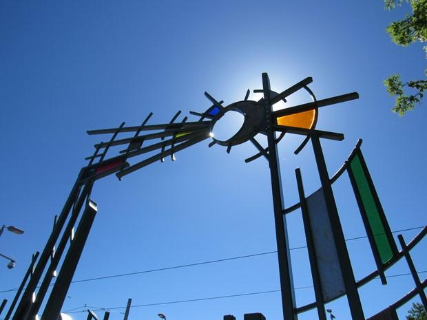 Highfields Gateway - Credit: Richard Janes