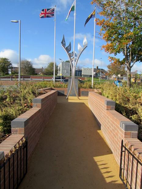 War Memorial - Credit: Richard Janes