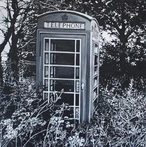 No Signal, by Deborah Jane