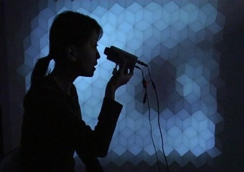 Playlist Paul Gittins: Yomo video cube screen