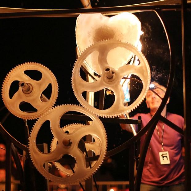 The Human Machine - Credit: photo, Jane Stockdale