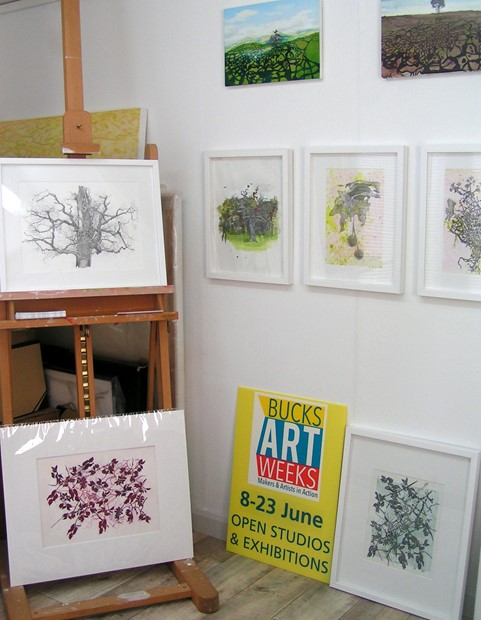 Bucks Art Weeks 9-23 June 2019, by Emma J Williams