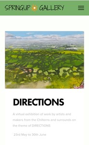 Directions, by Emma Williams