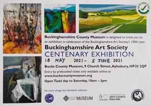 Buckinghamshire Art Society Centenary Exhibition, by Emma Williams