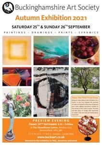 Buckinghamshire Art Society Autumn Exhibition 2021, by Emma Williams