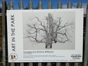 Art in the Park 2020, by Emma Williams