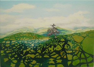 Tree in the Lake District, by Emma Williams