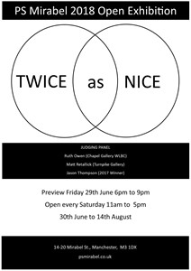 Twice as Nice - PS Mirabel, by Helen Dryden