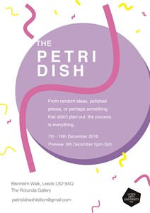 Exhibition Preview: The Petri Dish, by Helen Dryden