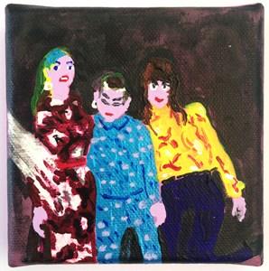 Fashion Folk, by Helen Dryden