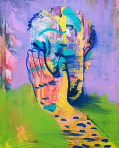 Front Face, by Helen Dryden