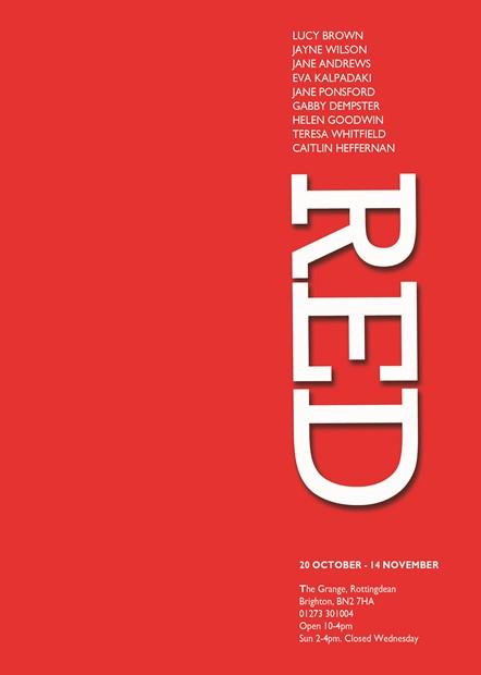 Red, by Caitlin Heffernan
