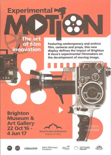 Experimental Motion: Screening Event
