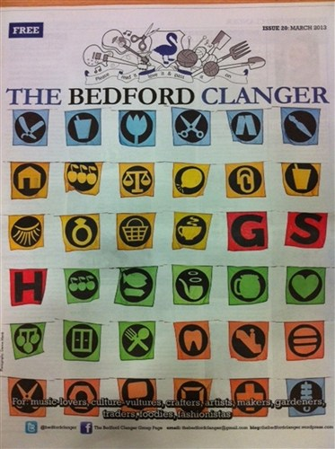HIGHST - Credit: Bedford Clanger