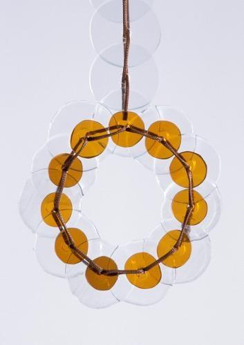 Disc flower