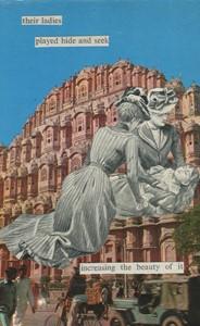 Jaipur - 10 Coloured Post Cards, by Daniel Lehan