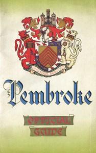 Pembroke Official Guide, by Daniel Lehan