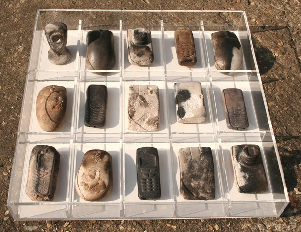 Fossil Collection from 21st Century Information. Technology and Communication